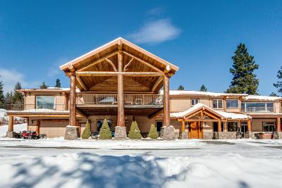 Hayden Single Family Home For Sale: 5239 E Dodd Rd
