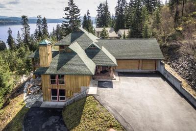 Coeur D'alene, Dalton Gardens Single Family Home For Sale: 3577 S Capeview Ct