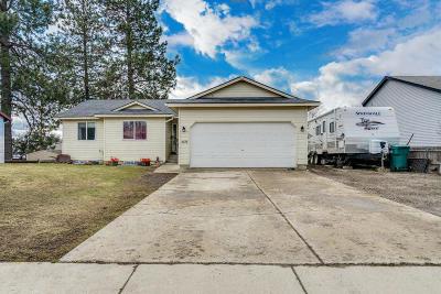 Rathdrum Single Family Home For Sale: 6478 Silverado St