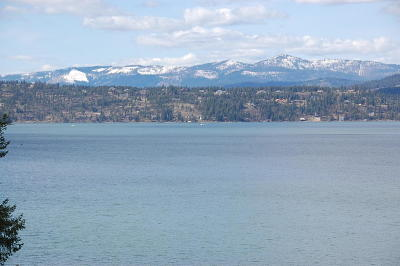 Coeur D'alene Residential Lots & Land For Sale: 1100 East Lakeshore Drive D#2