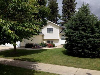 Coeur D'alene Single Family Home For Sale: 1230 E Elderberry Cir