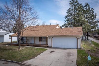 Post Falls Single Family Home For Sale: 116 N Scott St