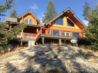 Sandpoint Single Family Home For Sale: 917 Granite Ridge Dr