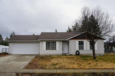 Rathdrum Single Family Home For Sale: 8300 W. Colorado St
