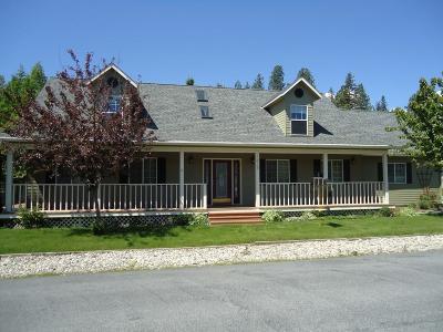 Sandpoint Single Family Home For Sale: 1418 Mathison Dr