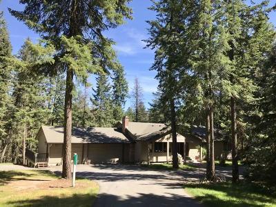 Hayden, Hayden Lake Single Family Home For Sale: 12505 N Sherwood Ct