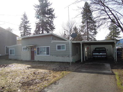 Post Falls Multi Family Home For Sale: 103 W 17th Ave