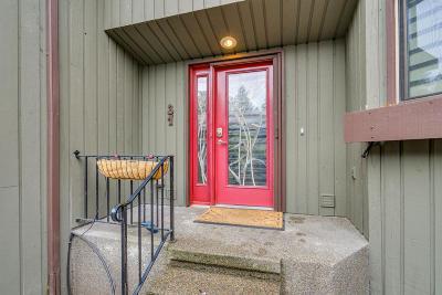 Coeur D'alene Condo/Townhouse For Sale: 600 W Hubbard Ave #37