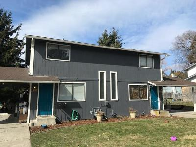Coeur D'alene Multi Family Home For Sale: 1835 N Burl Ln