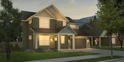 Post Falls Single Family Home For Sale: 4821 E Alopex Ln