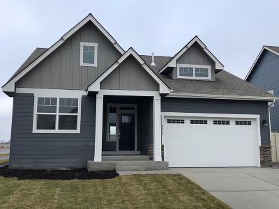 Post Falls Single Family Home For Sale: 4803 E Alopex Ln