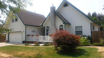 Sandpoint Single Family Home For Sale: 2425 Aspen Way