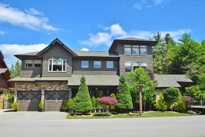 Sandpoint Single Family Home For Sale: 807 Bryce Ln