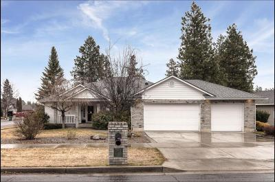 Post Falls Single Family Home For Sale: 709 N Dundee Dr