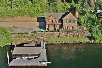 Harrison Single Family Home For Sale: 1235 E Merganser Ln