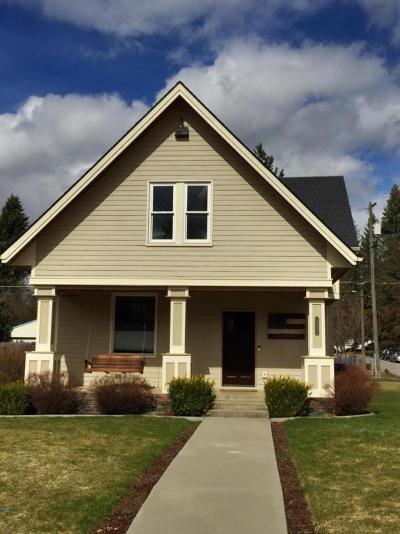 Coeur D'alene Single Family Home For Sale: 1523 E Coeur D Alene Ave