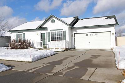 Rathdrum Single Family Home For Sale: 6165 Quail Ridge St