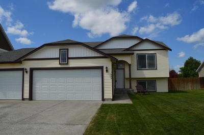 Hauser Lake, Post Falls Single Family Home For Sale: 3899 N Maxfli Ln