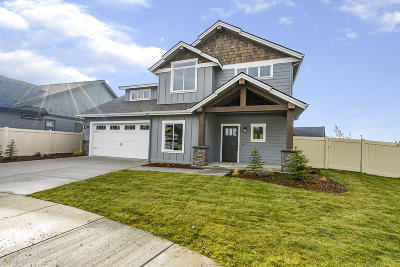 Coeur D'alene Single Family Home For Sale: 7169 N Baudelaire Dr