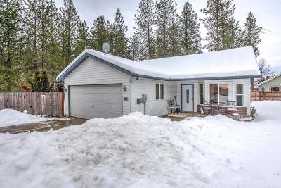 Rathdrum Single Family Home For Sale: 7240 W Lakeland St