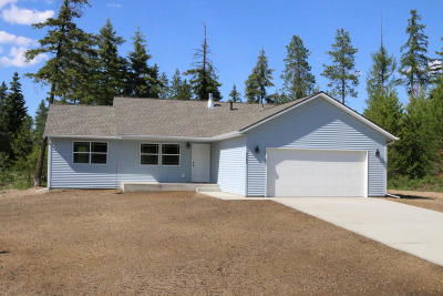 Post Falls Single Family Home For Sale: 1427 E Yellowstone