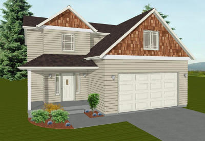 Hauser Lake, Post Falls Single Family Home For Sale: 3334 N Callary St
