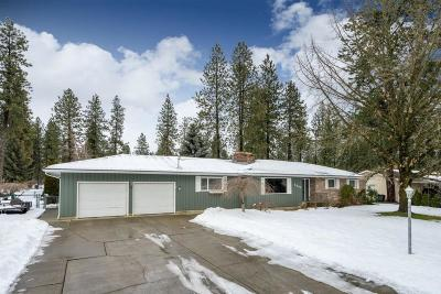 Coeur D'alene Single Family Home For Sale: 2645 W Fairway Dr
