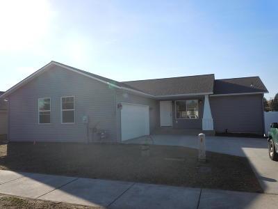 Hauser Lake, Post Falls Single Family Home For Sale: 1165 N Syringa St
