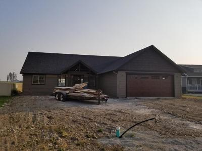 Rathdrum Single Family Home For Sale: 14054 N Pristine Cir