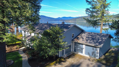 Harrison Single Family Home For Sale: 5775 S Lakeside Dr