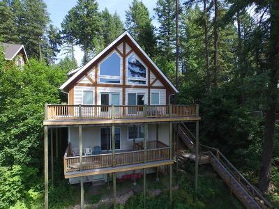 Rathdrum Single Family Home For Sale: 20523 Pinehurst St