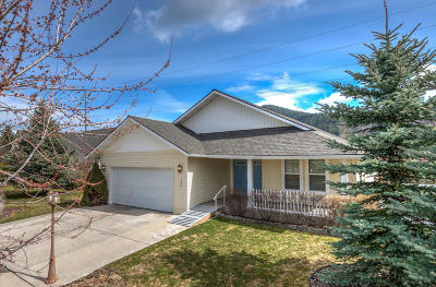 Coeur D'alene, Dalton Gardens Single Family Home For Sale: 1347 E Center Green Loop