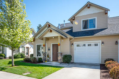 Coeur D'alene Condo/Townhouse For Sale: 873 W Willow Lake Loop