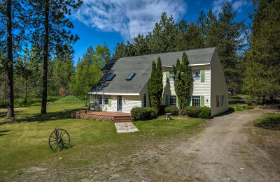 Blanchard Single Family Home For Sale: 116 Walker Rd