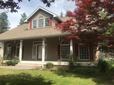 Post Falls Single Family Home For Sale: 809 S Riverside Harbor Dr