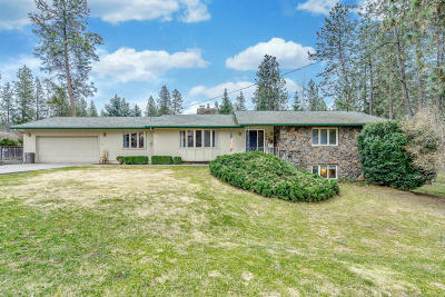 Coeur D'alene, Dalton Gardens Single Family Home For Sale: 3621 W Fairway Dr