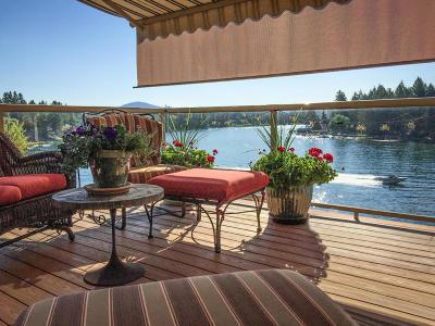 Post Falls Single Family Home For Sale: 1208 S Riverside Harbor Dr