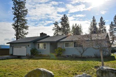 Coeur D'alene Single Family Home For Sale: 826 W Park Ave