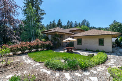 Coeur D'alene, Dalton Gardens Single Family Home For Sale: 615 S 10th Pl