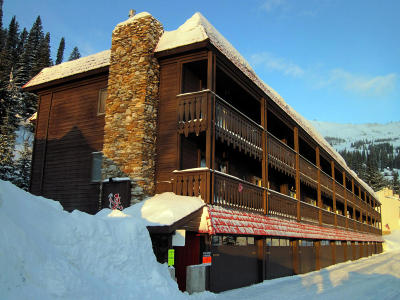 Sandpoint Condo/Townhouse For Sale: 8754 Schweitzer Mountain Rd #1