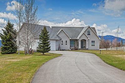 Post Falls Single Family Home For Sale: 7082 E Poleline Ave