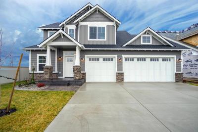 Coeur D'alene Single Family Home For Sale: 7888 Hydrangea St