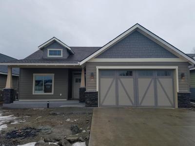 Coeur D'alene Single Family Home For Sale: 8029 N Hydrangea Street