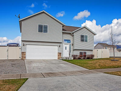 Rathdrum Single Family Home For Sale: 13048 N Zodiac Loop