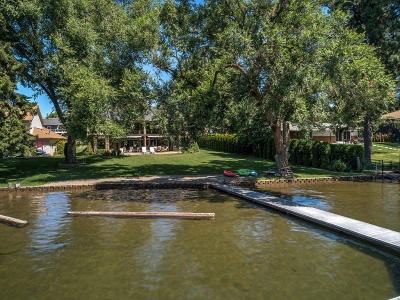Post Falls Single Family Home For Sale: 321 Coho Rd