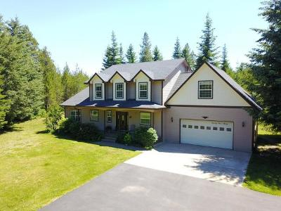 Rathdrum Single Family Home For Sale: 2430 W Jesse Ct