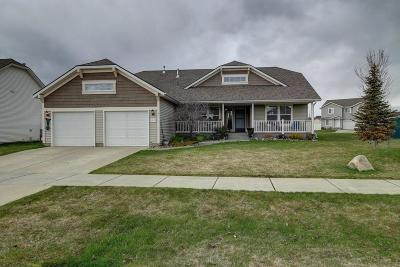 Hayden Single Family Home For Sale: 2871 W Strawberry Ln