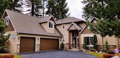 Rathdrum Single Family Home For Sale: 5151 W Rhodes Ct