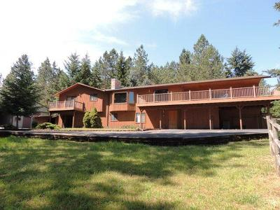 Coeur D'alene, Dalton Gardens Single Family Home For Sale: 4106 E Holt Rd
