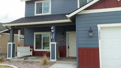Rathdrum Single Family Home For Sale: 15335 N Pristine Cir
